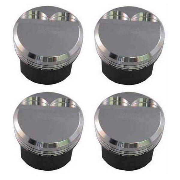 Wossner Forged Piston Set 16v 1.8L 81mm 12.7-1 German