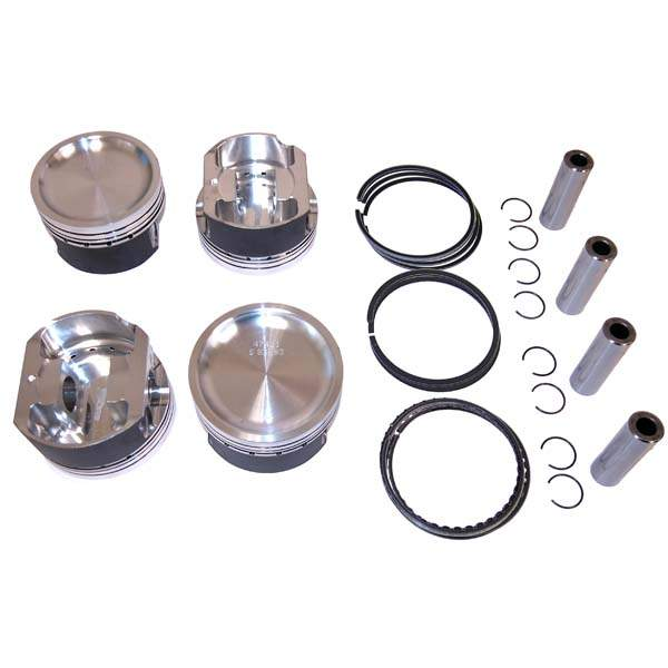 2.0L Wossner Forged Turbo/Supercharged Piston Set 8v