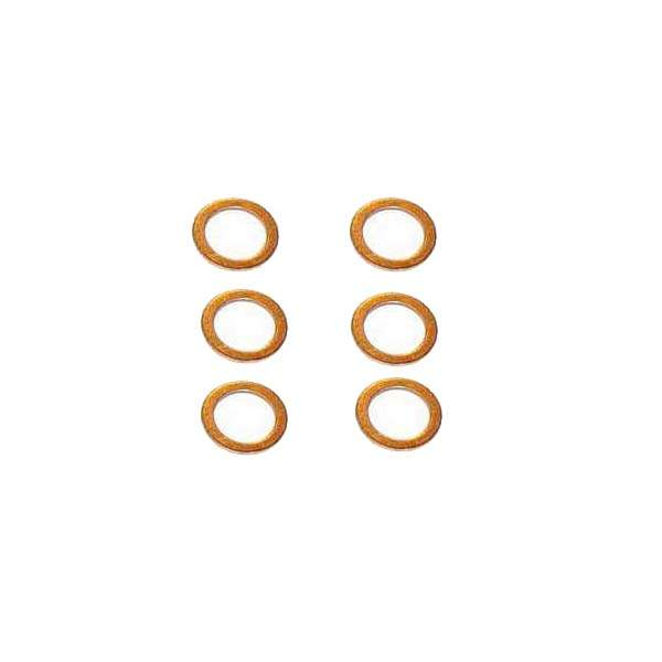 14mm Copper Drain Plug Washer (6ea.)