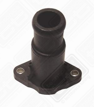 Coolant Flange (2/'88-'92 16V to Heater Core)