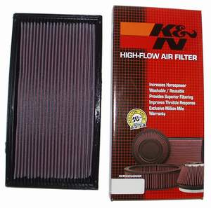 K&N Air Filter (All Touareg and Cayenne)