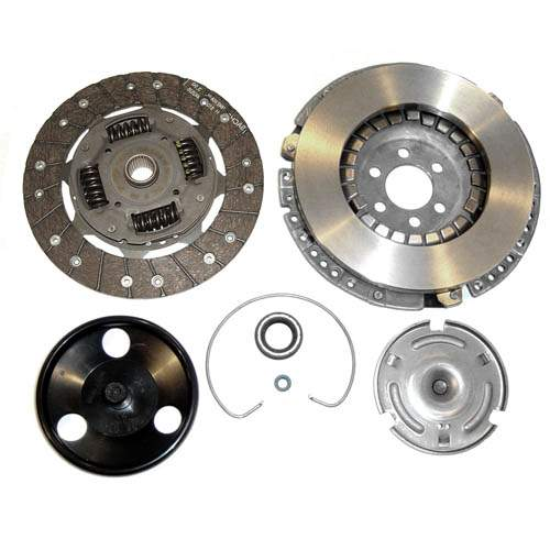 210mm Sachs Clutch Kit '86-'94 16V engine and '93-2/'94 Mk3 2.0L