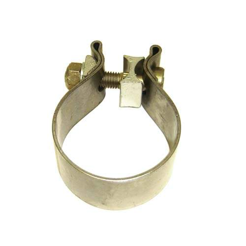 Stainless Band Exhaust Clamp 2.25""