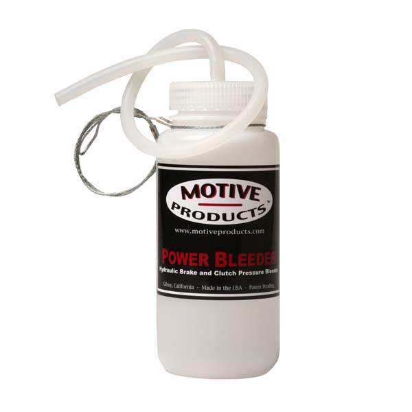 Motive Brake Products Bleeding Catch Can