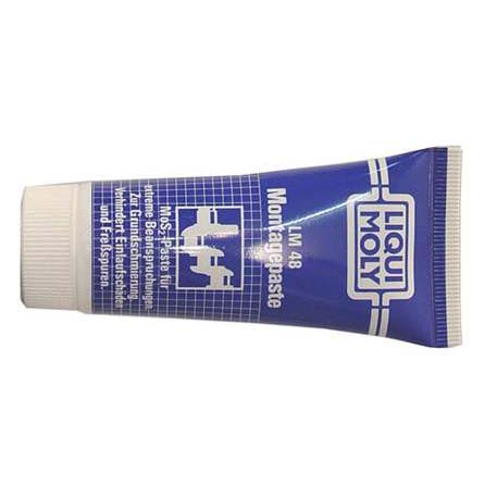 Liqui Moly Assembly Lube MoS2; 50g Tube