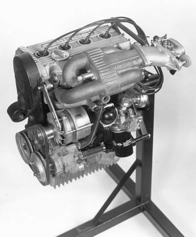 TT built many exotic Oettinger 16V's including one with 48mm carbs and a one off turbo version ...